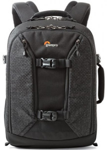Lowepro camera backpack is great for hiking with photography gear