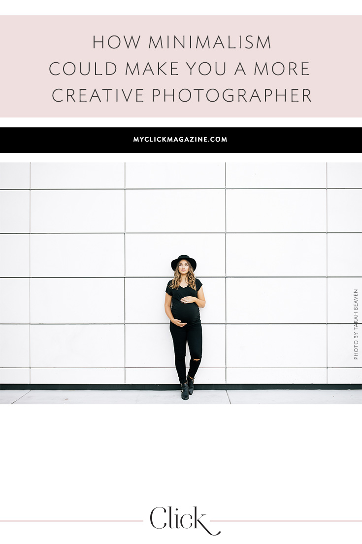 How minimalism can make you a more creative photographer