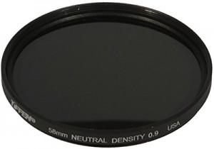 Tiffen neutral density filter