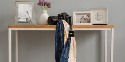 Click Pro review of a Capturing Couture scarf strap