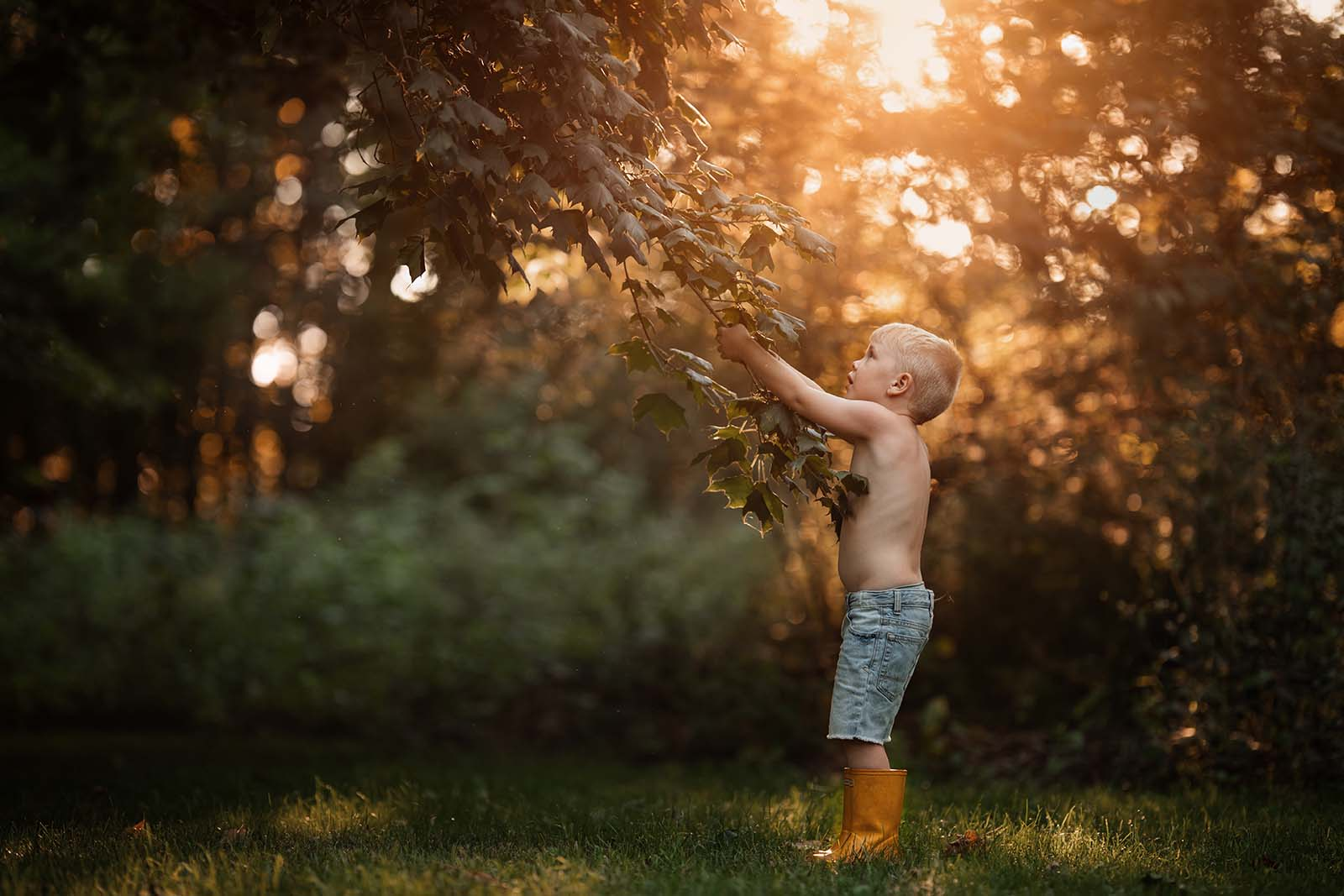 How the Sigma 105mm Art lens helps me capture the magic of childhood