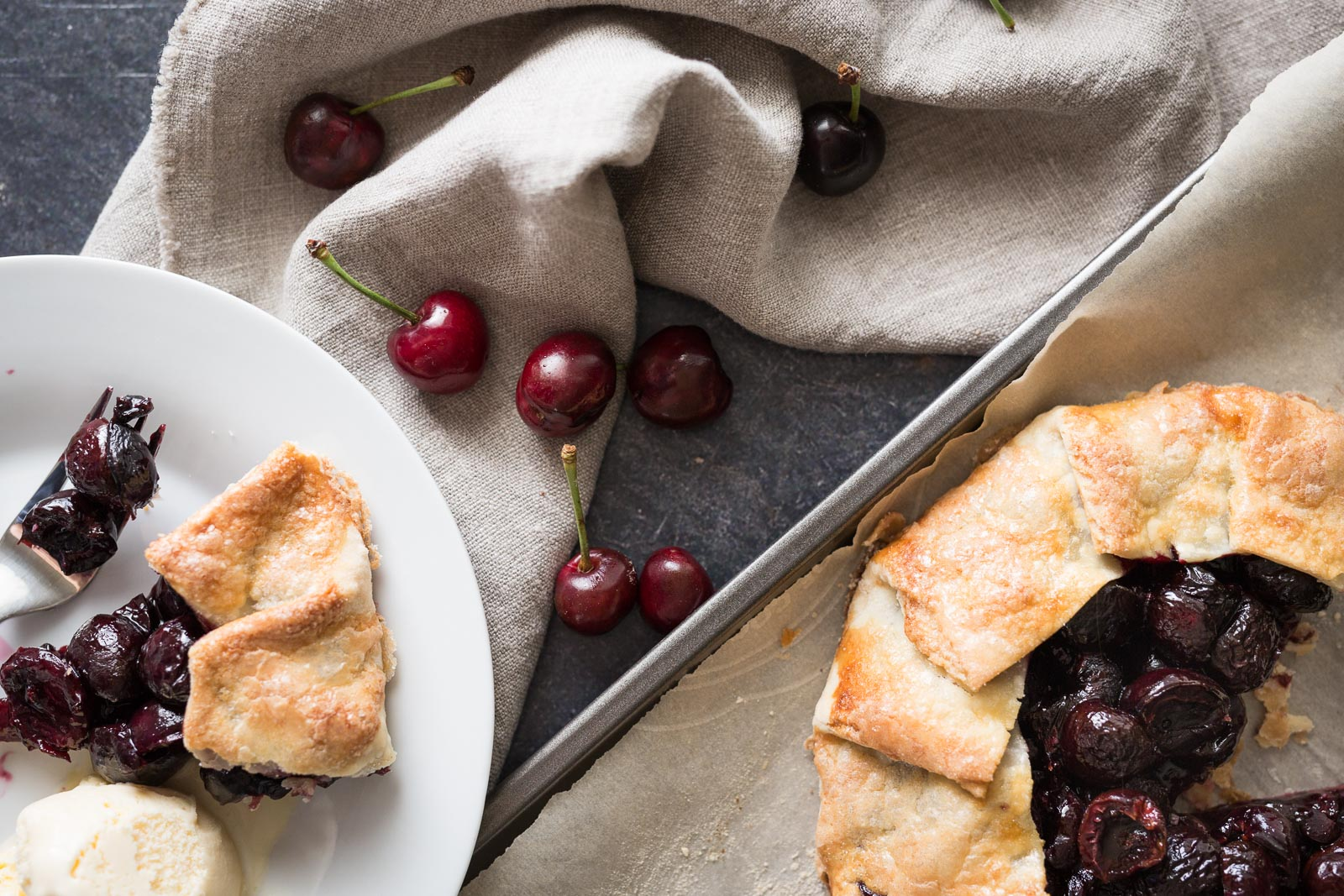 Tips & tricks of food photography by Nadeen Flynn