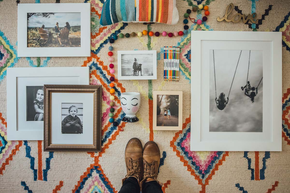 Modern, stylish picture frames for every home.