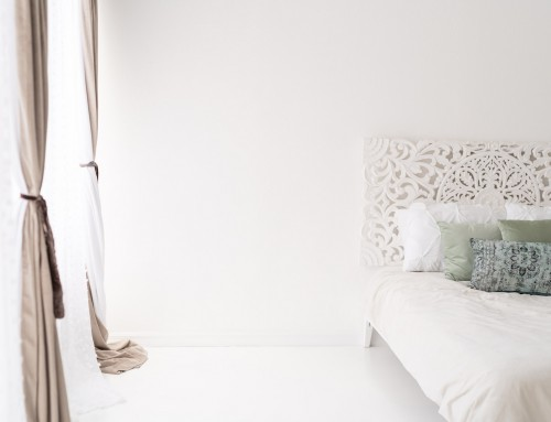 Photo studio makeover: How to transform an ugly space into a showstopper