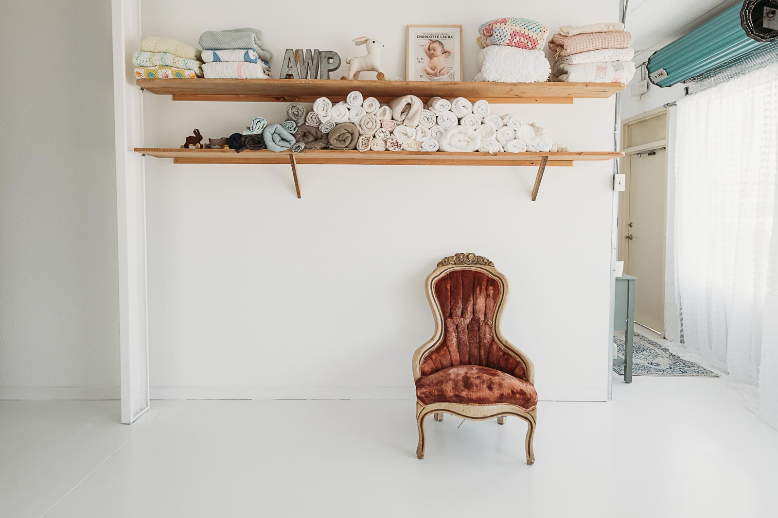 Photography studio renovation - After