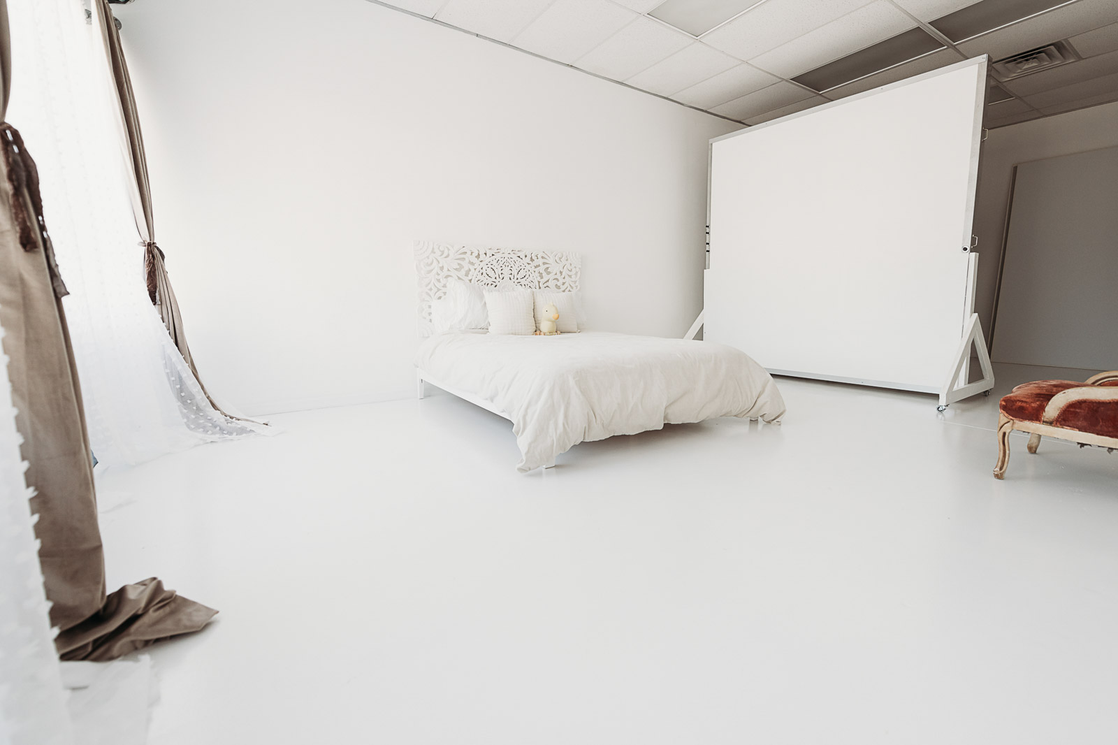 Photo studio design
