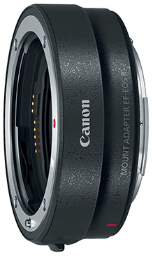 Canon ring adapter for EOS-R mirrorless camera