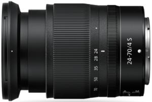 Nikon 24-70 Z-mount lens
