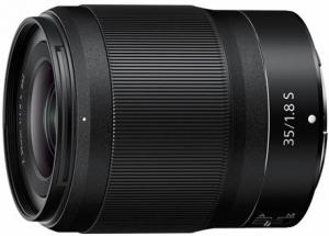 Nikon Z-mount 35mm lens