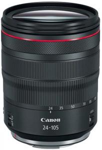 Canon EOS-R 24-105 lens for Canon mirrorless camera