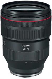 Canon EOS-R 28-70 lens for Canon mirrorless camera