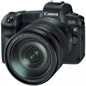 NEW Canon EOS-R mirrorless camera