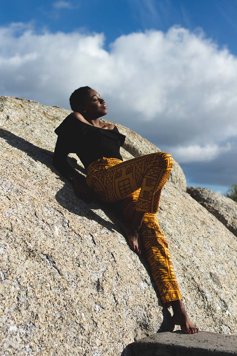 Damola Akintunde - Women photographers changing the world