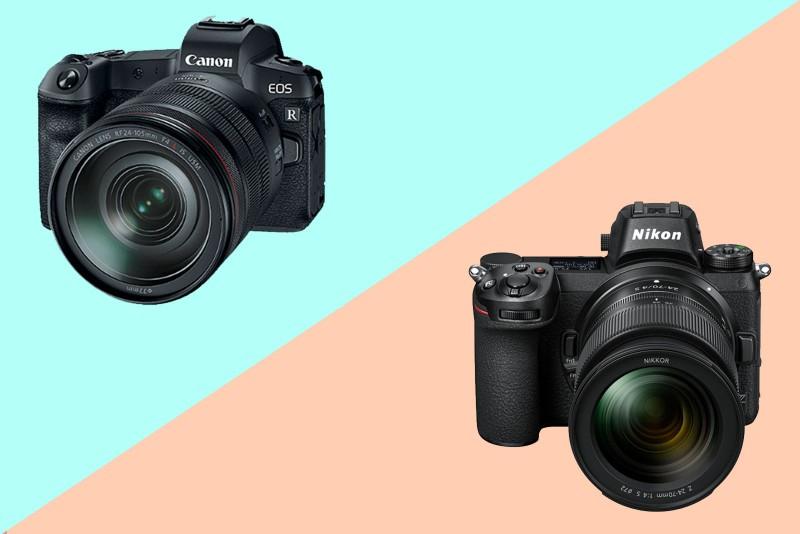 New mirrorless cameras