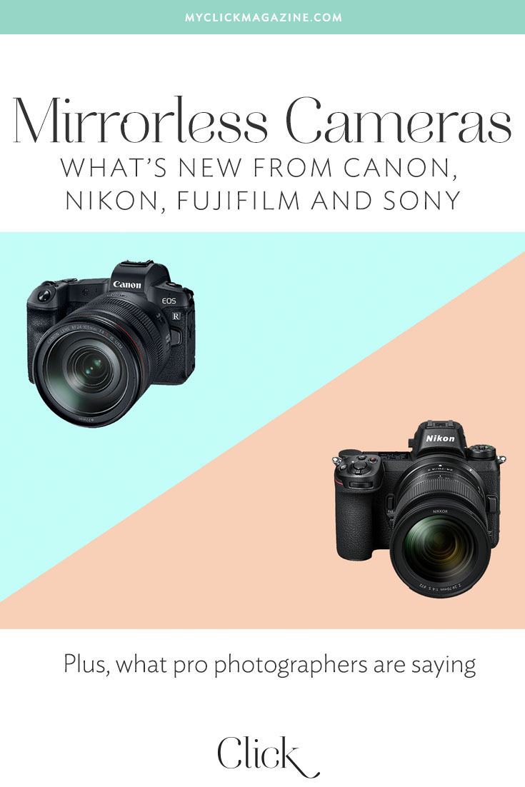 Yay for game-changing new mirrorless cameras! But with all these options, which mirrorless camera is right for you? Here's what the pros are saying...