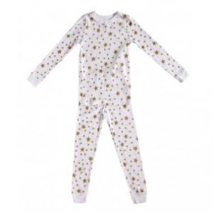 Photo-friendly kids Christmas pajamas