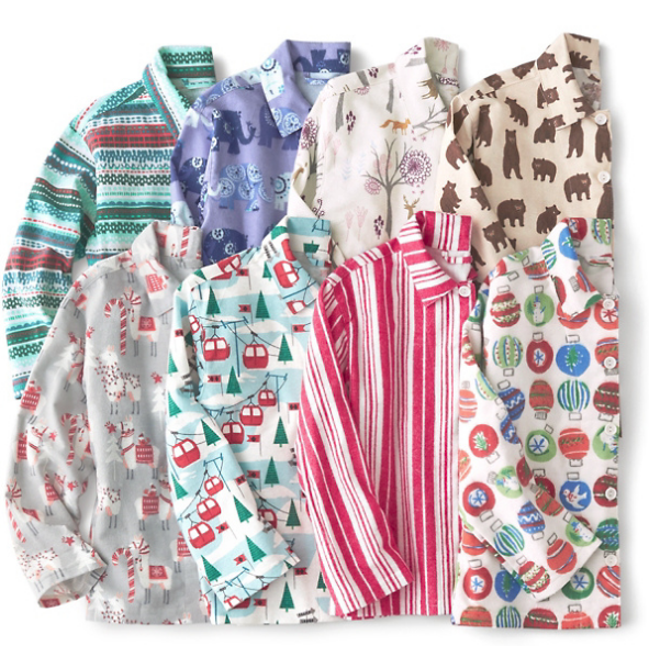 Photo-friendly holiday pajamas for photographers