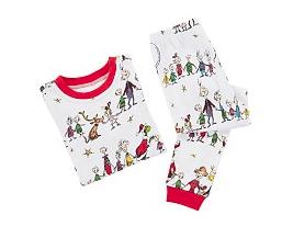 photo-friendly holiday pajamas for kids