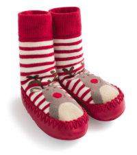 Holiday slippers for kids