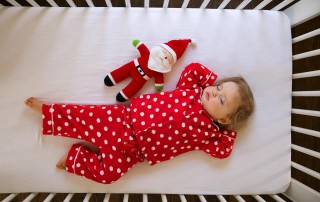 Kids holiday pajamas for photographers