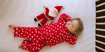 Kids holiday pajamas for photographers
