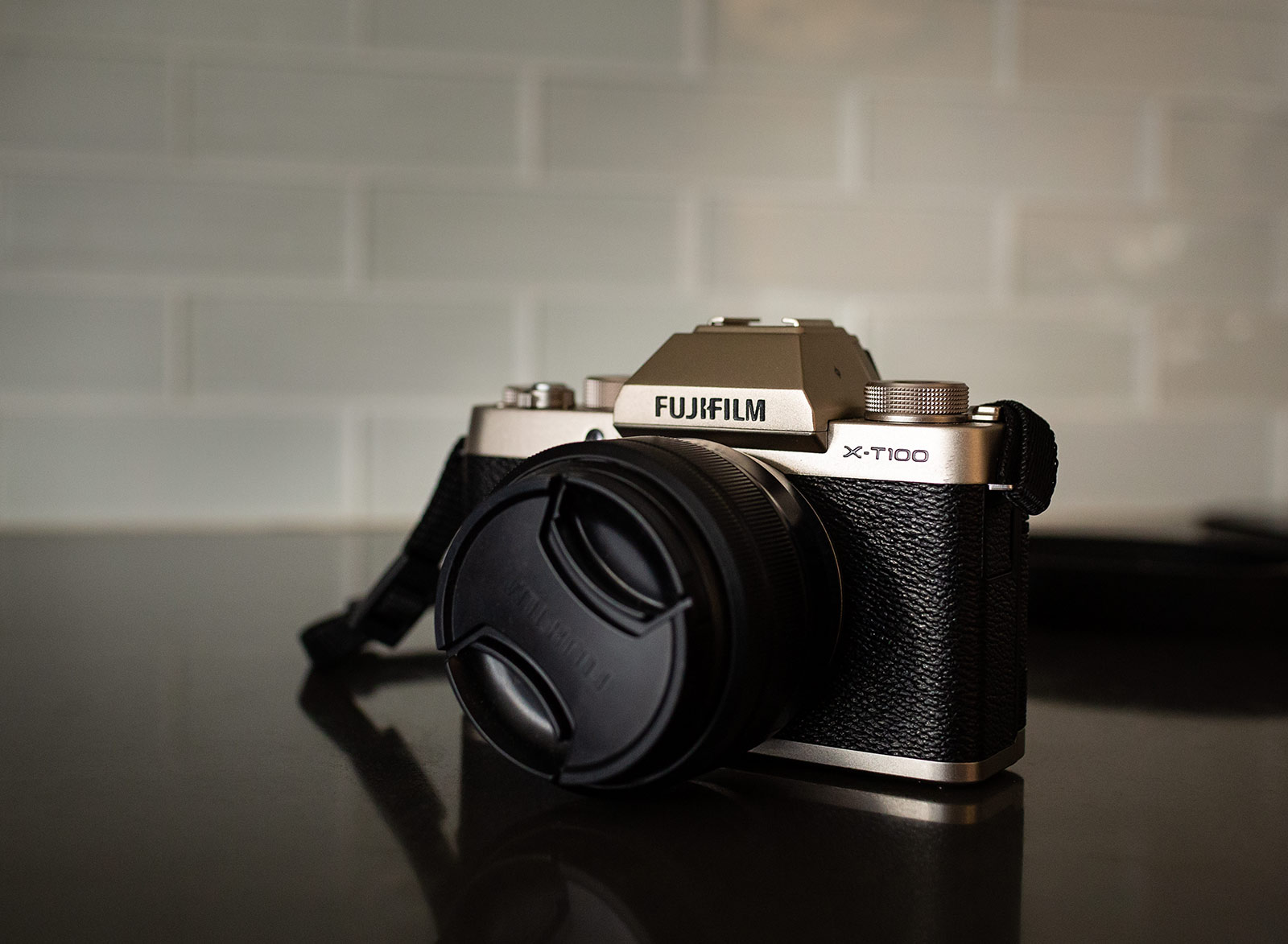 Why the FUJIFILM X-T100 is the perfect personal camera for pro photographers