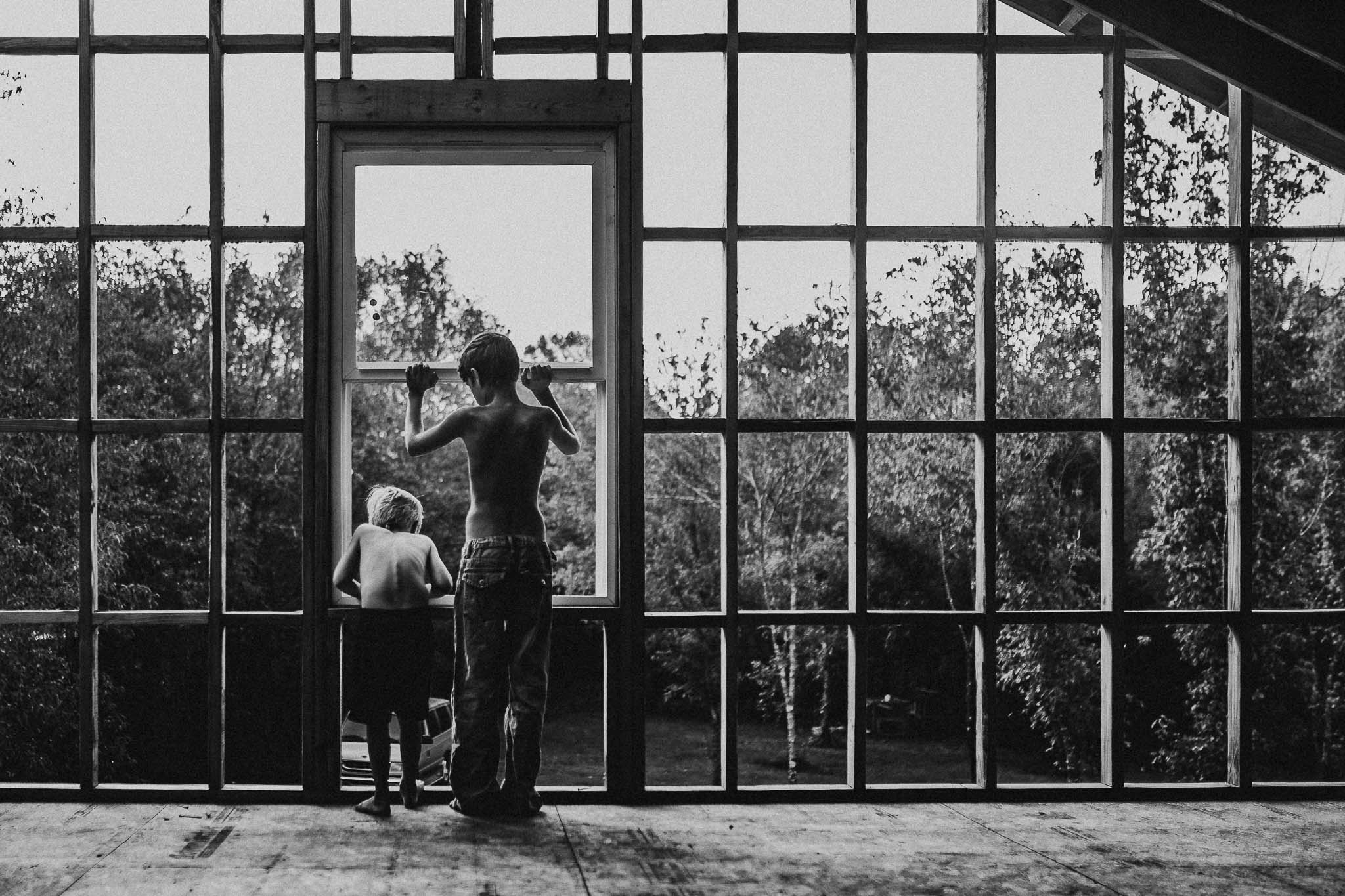 How to create emotive black and white photography