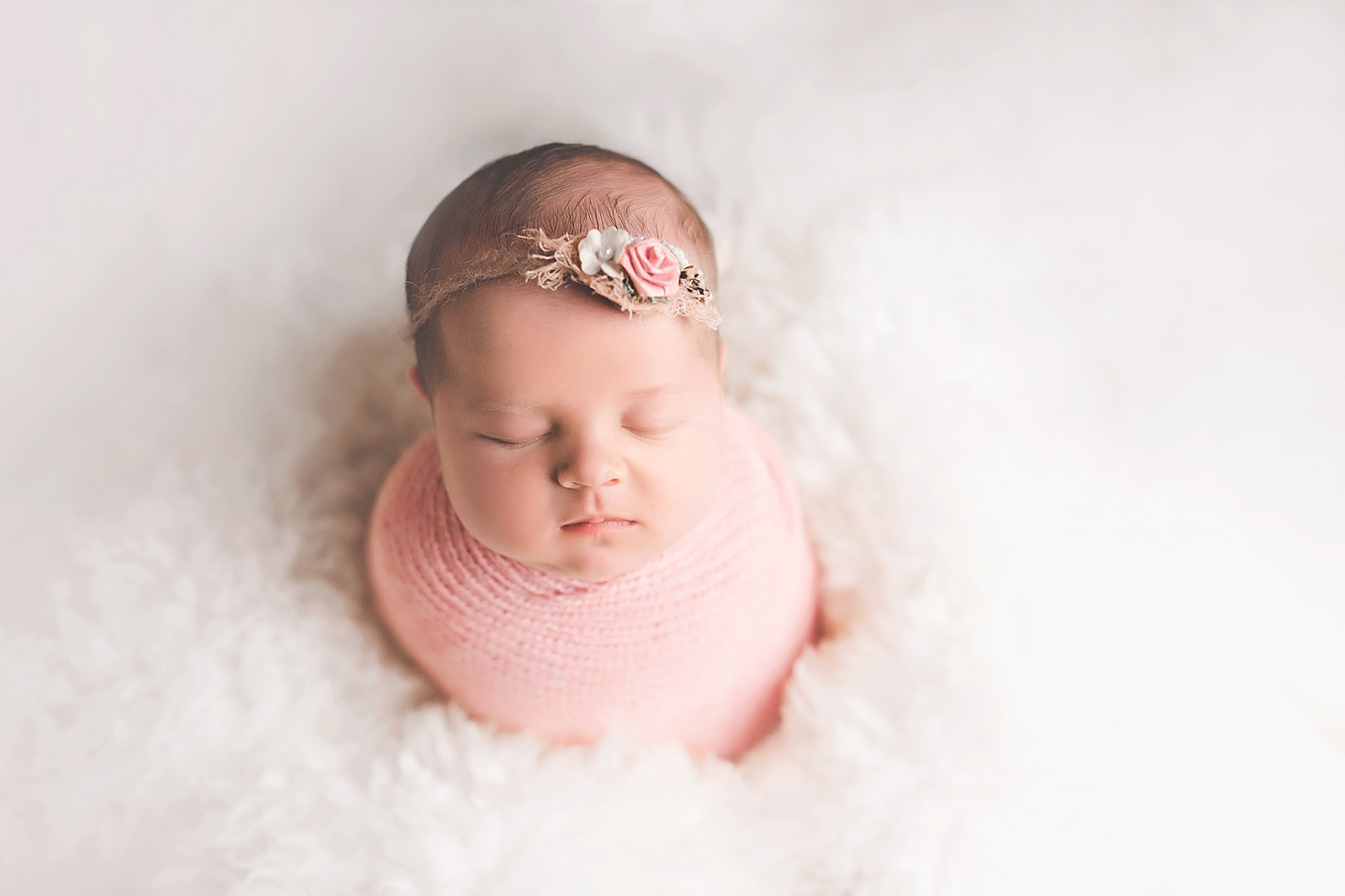The perfect newborn photography posing flow