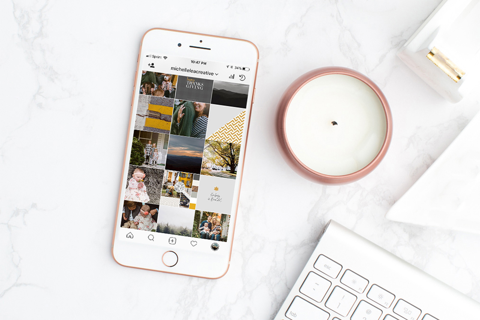 8 Easy tips for building an unforgettable Instagram feed