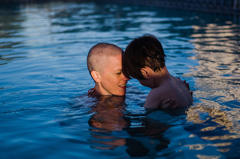 Photographing cancer, finding strength through documentary photography