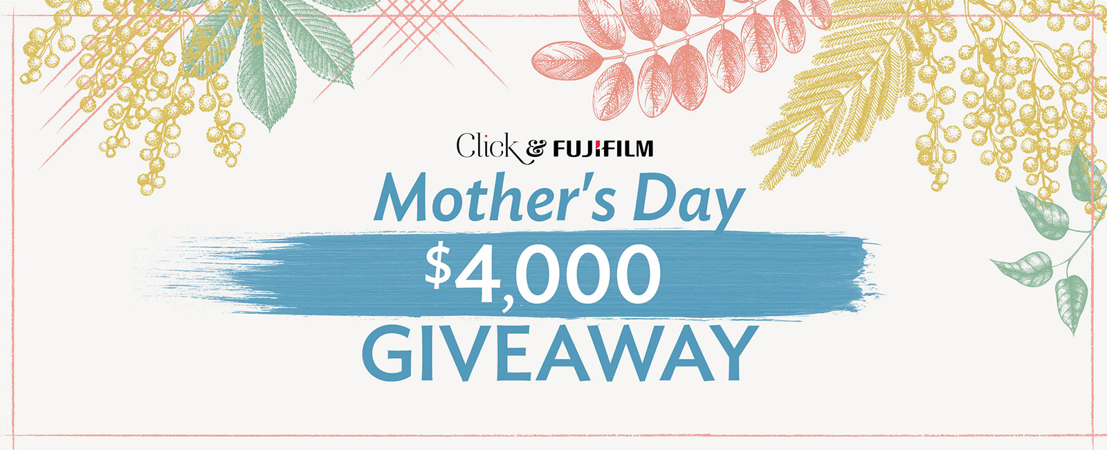 Mother's Day giveaway 2019
