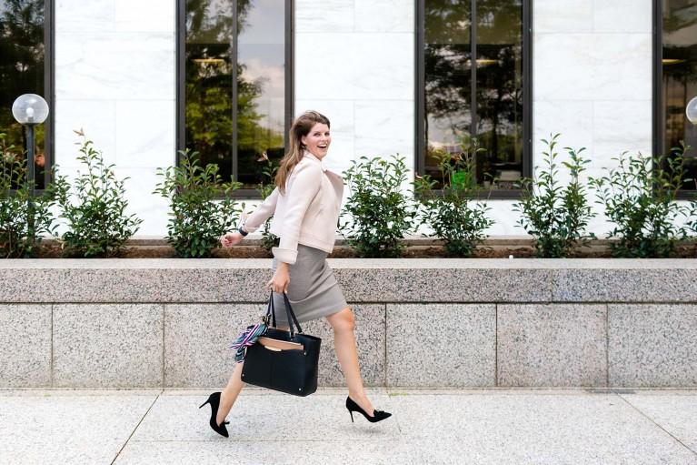 Non-boring headshots: how to photograph modern corporate portraits