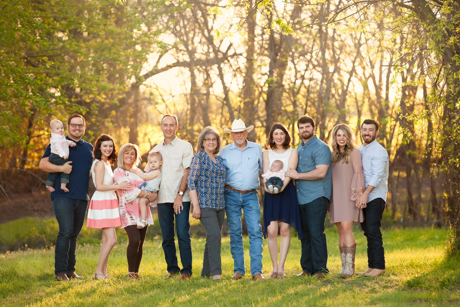 How to take great extended family photos