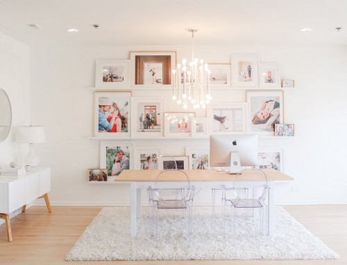 7 ways to incorporate modern, functional design into your photo studio