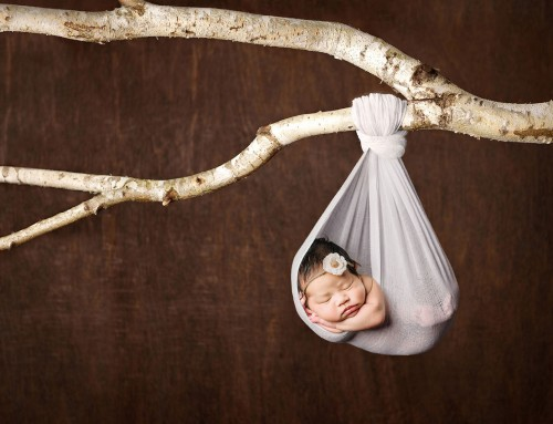 3 Quick and easy steps to creating safe newborn composite photos