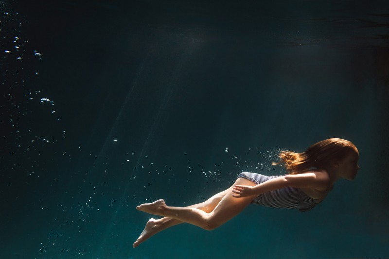 Underwater photography with Elizabeth Blank