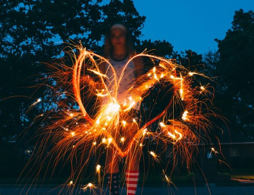 How to photograph sparklers: 5 creative techniques pros use