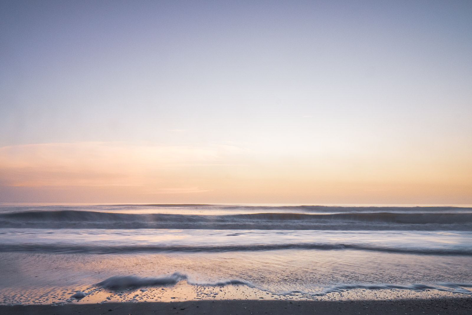 The beach at sunset: What's next for the photographer mom?
