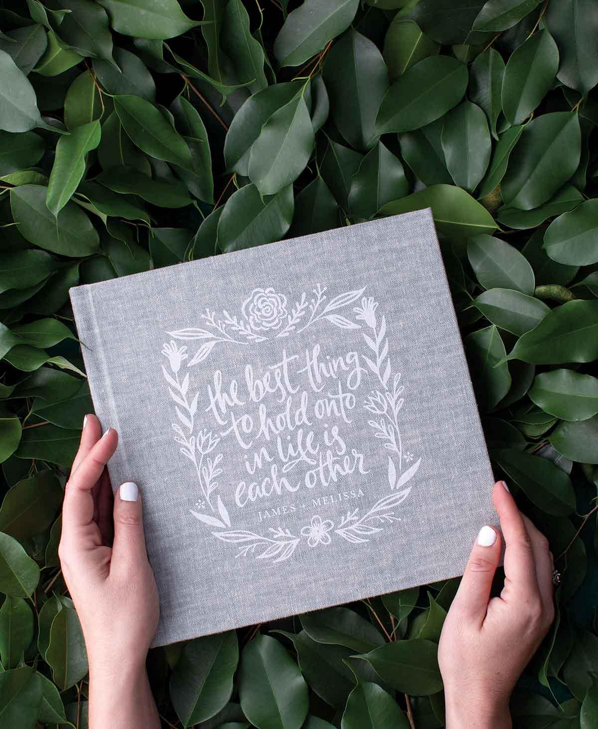 Miller's pro print lab signature album