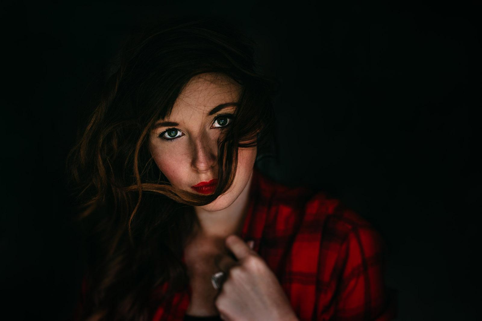 How to take self-portraits