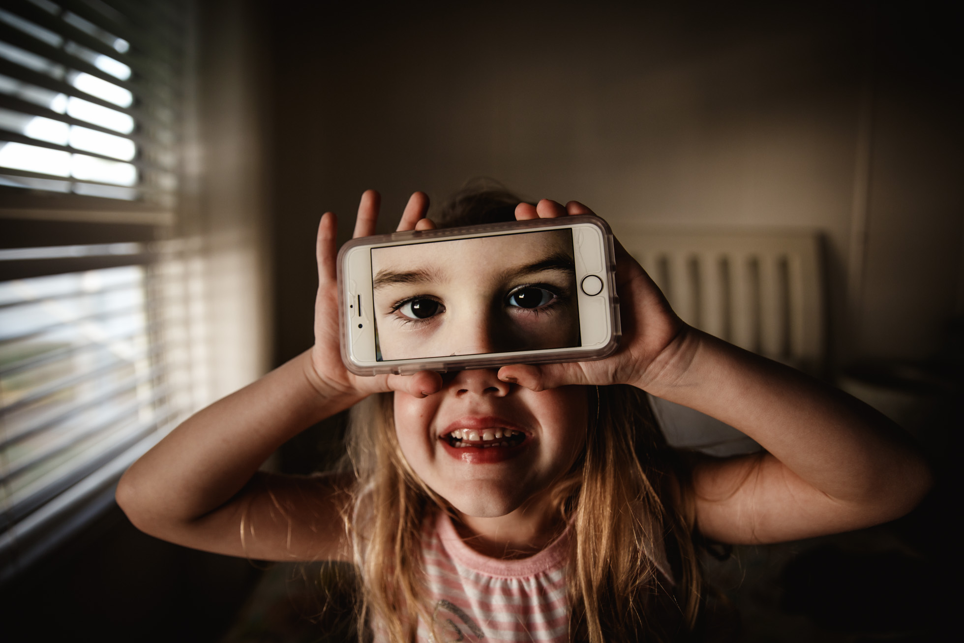 Smartphone photography apps, photo by Julie Audoux