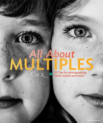 How to photograph twins and multiples