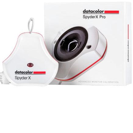 Datacolor Spyder X Pro color calibration