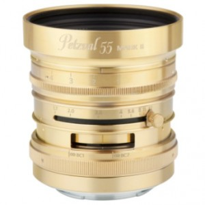 Petzval 55 mm f/1.7 MKII Lens