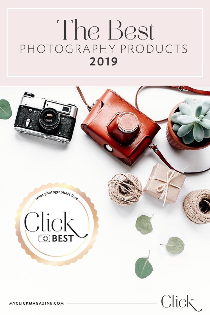 The best photography products of 2019: Click Magazine