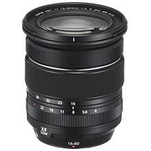 FUJINON XF16-80mmF4 R OIS WR Lens