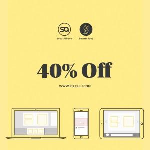 Pixellu Black Friday sale, album designer software