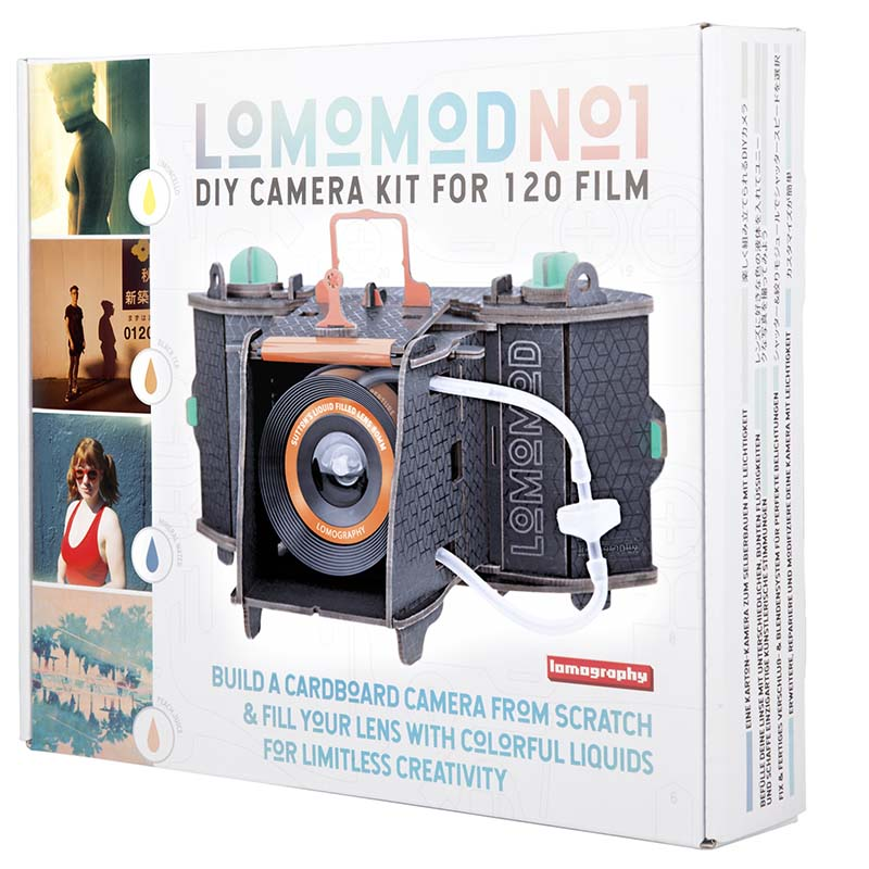LomoMod No. 1 creative photography product