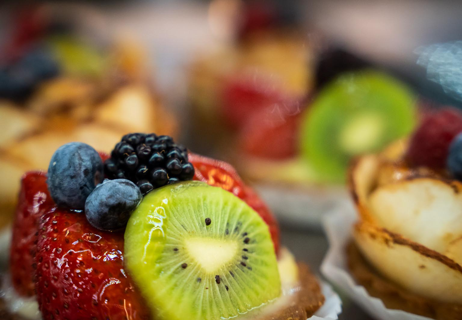 Food photo close-up taken with Sigma 24-70 Art lens