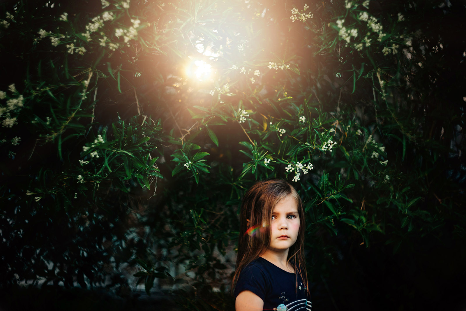 A light in the dark, photography as therapy